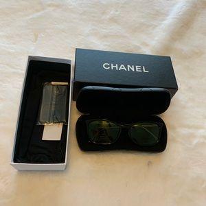 Chanel c501 rectangle sunglasses